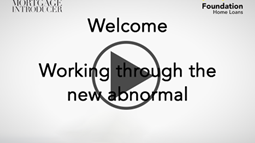 Working through the new abnormal webinar